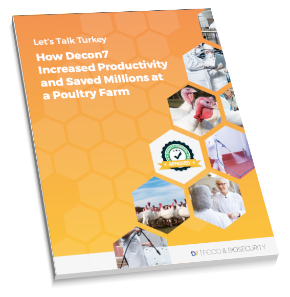 How Decon7 Increased Productivity and Saved Millions at a Poultry Farm