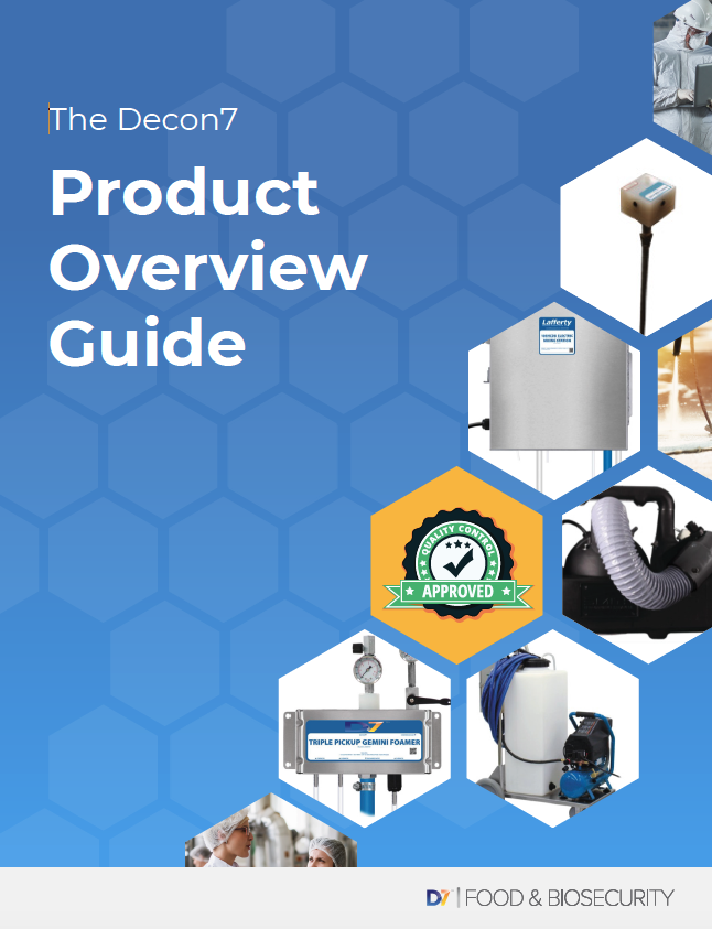 The Decon7 Product Overview Guide